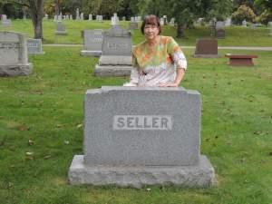 Cemetery Marker n Me